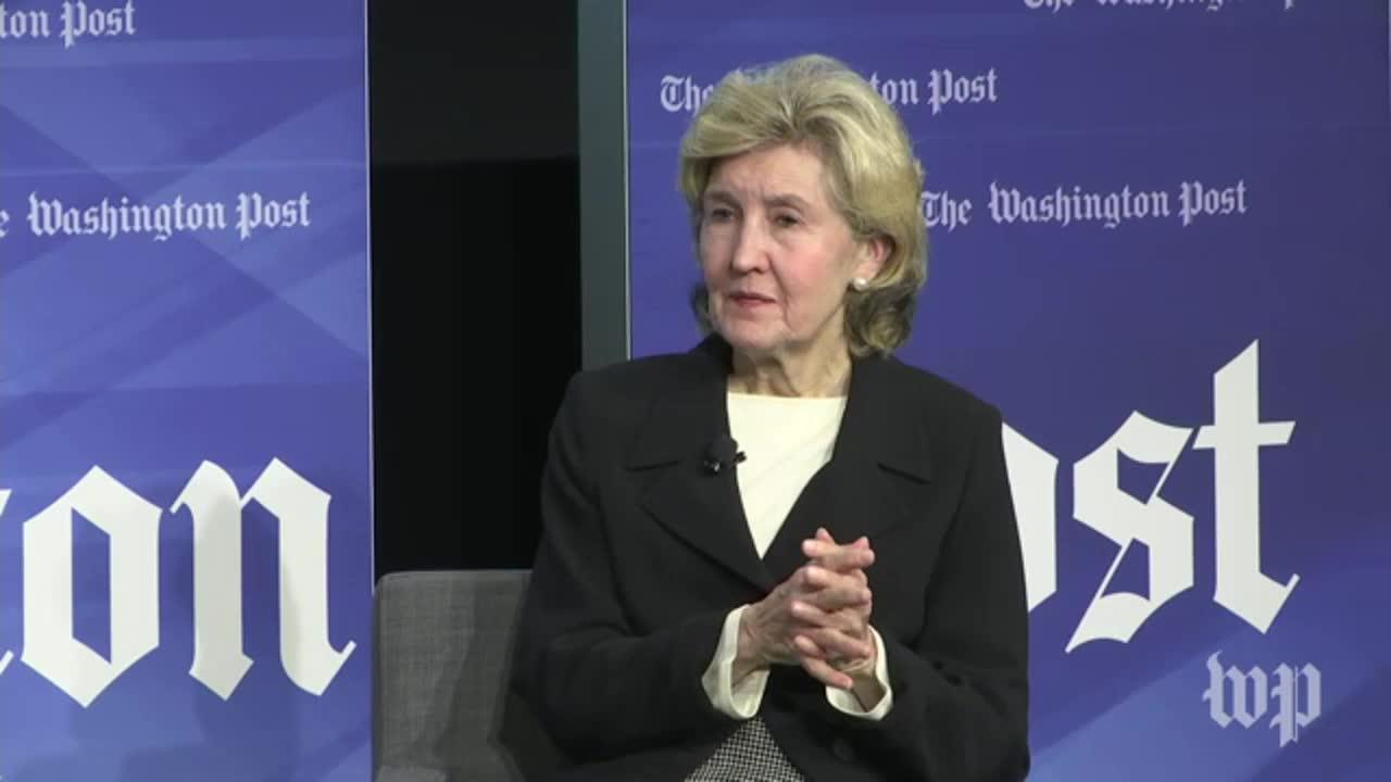 Amb. Kay Bailey Hutchison On Russian Hybrid Warfare: 'They Are Pla_...