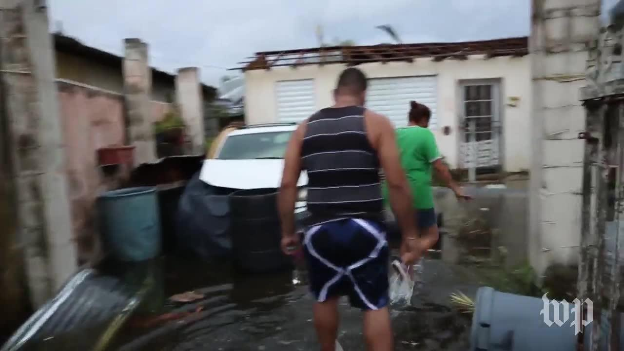 'Mr. President, You Charlatan.' Puerto Ricans React To Trump'S Lat_...