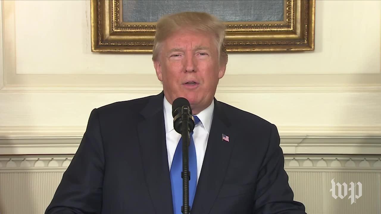 Trump Announces New Iran Strategy