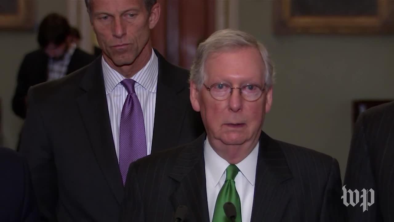 Mcconnell: 'Our Goal Is To Nominate People Who Can Actually Win' I_...