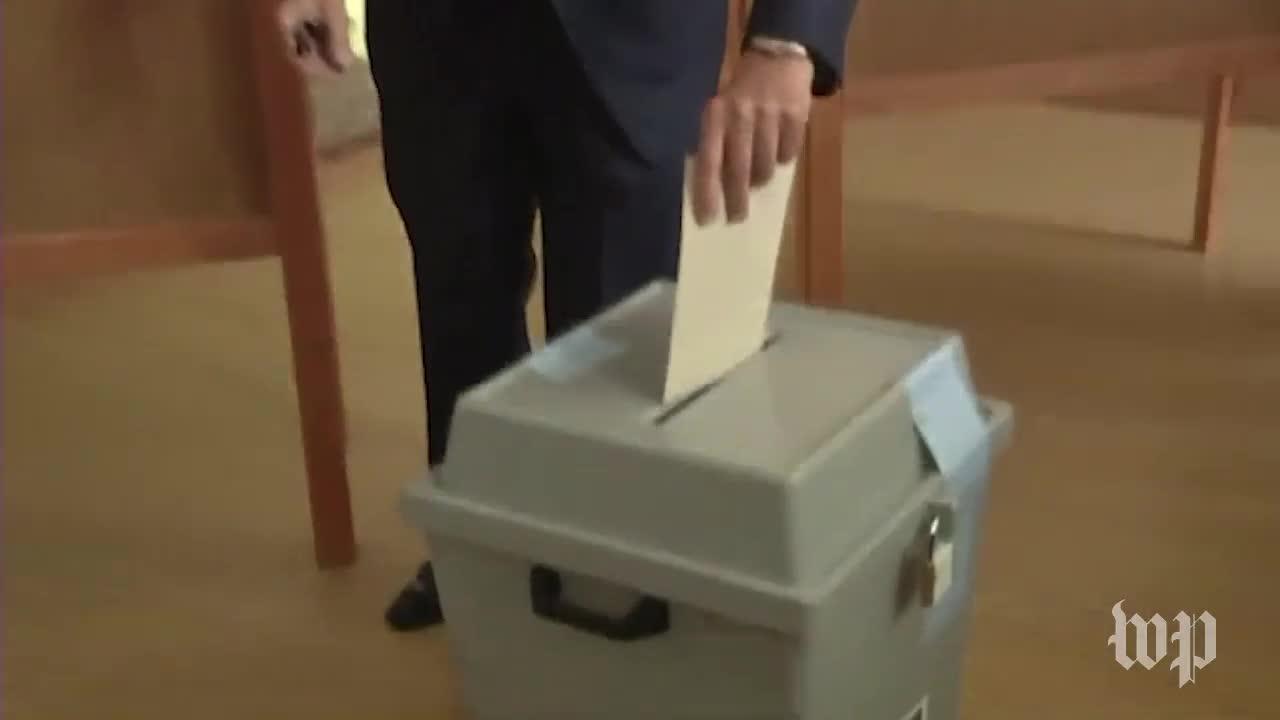 Czech Elections Babis