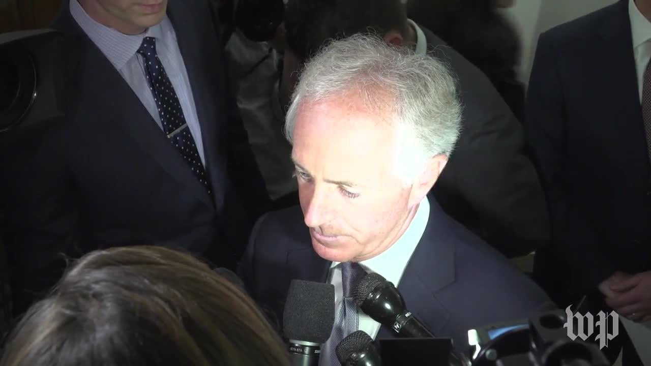 Corker Says Trump Aims To Divide Rather Than Unite Americans