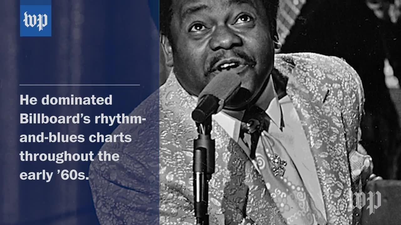 Remembering Iconic New Orleans Musician 'Fats' Domino