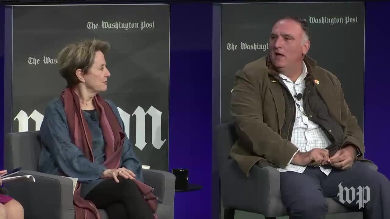 José Andrés And Alice Waters On How To Make Healthy, Sustainable F_...