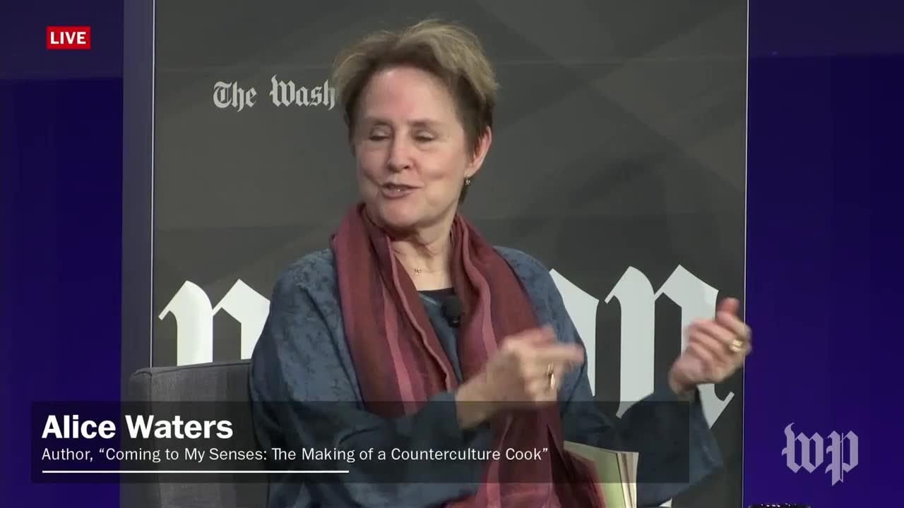 Dinner At Chez Panisse: Alice Waters And José Andrés Describe What_...
