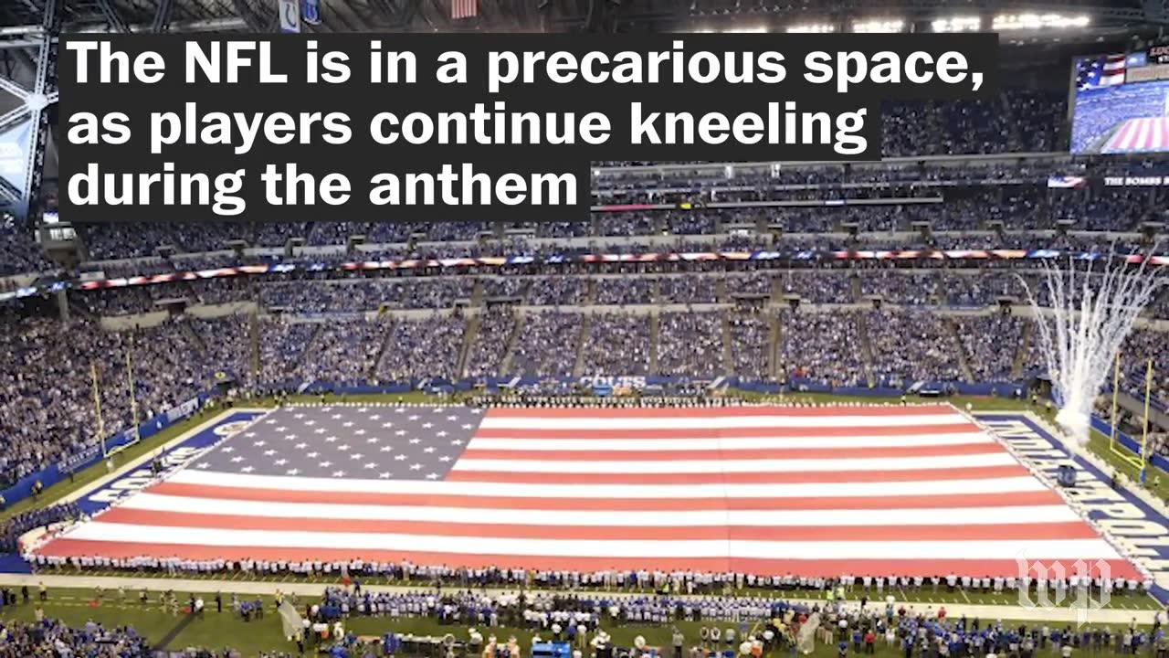 Nfl Owners Struggle To Manage 'Take A Knee' Protests