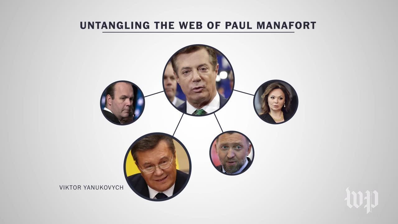 Untangling The Web Of Paul Manafort