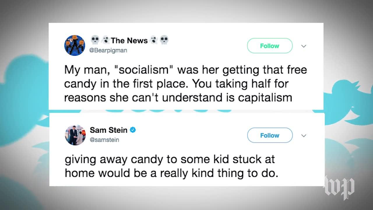 Donald Trump Jr.'S Halloween Socialism Lesson, According To The In_...
