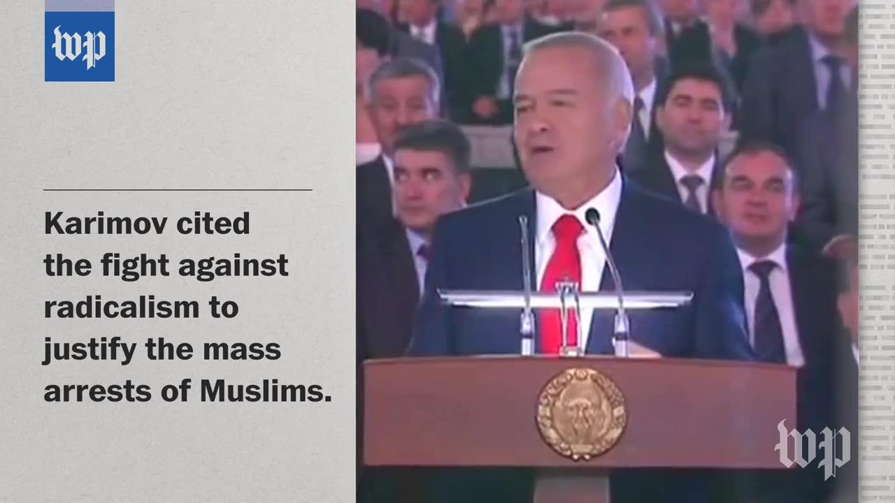 What To Know About Uzbekistan'S History With Islamist Radicalism
