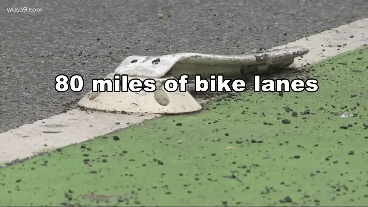 How Well Protected Are D.C. Bike Lanes?