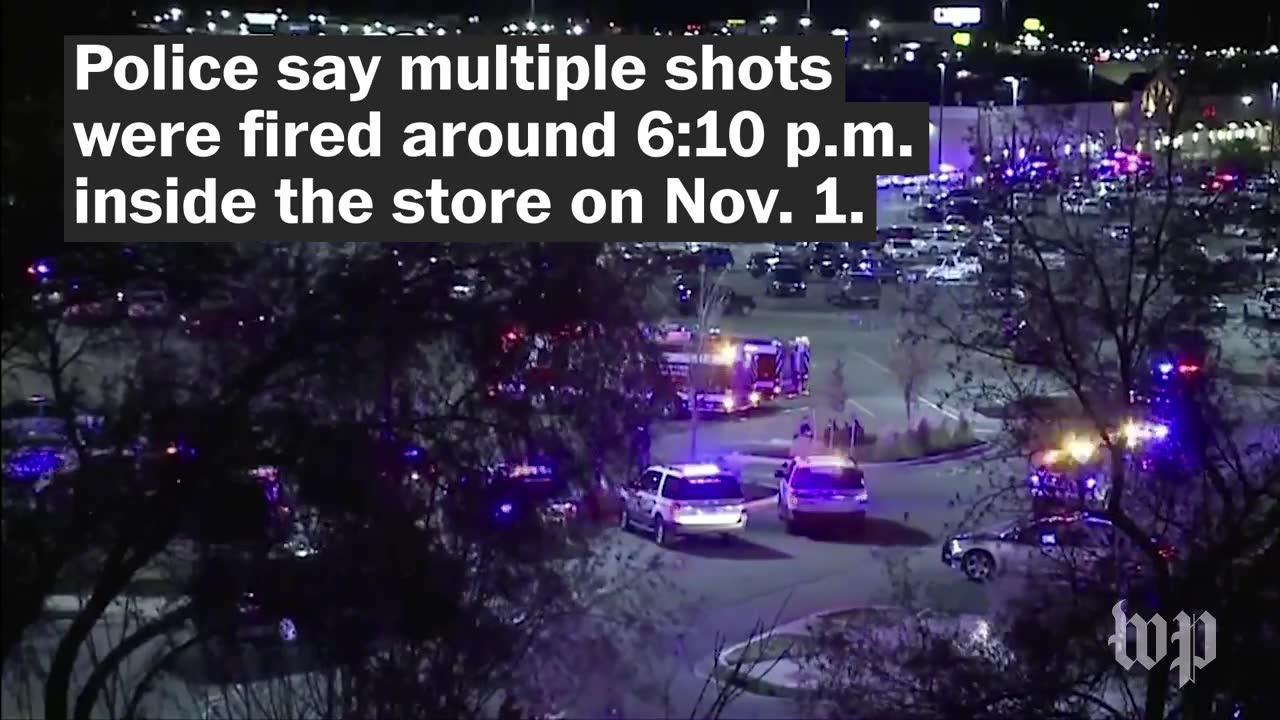 Three Killed In Colorado Walmart Shooting; Suspect On The Loose