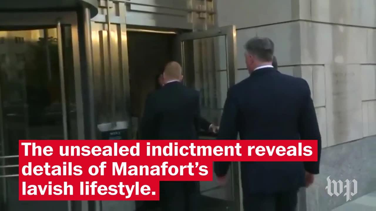 Paul Manafort'S 'Lavish Lifestyle,' By The Numbers