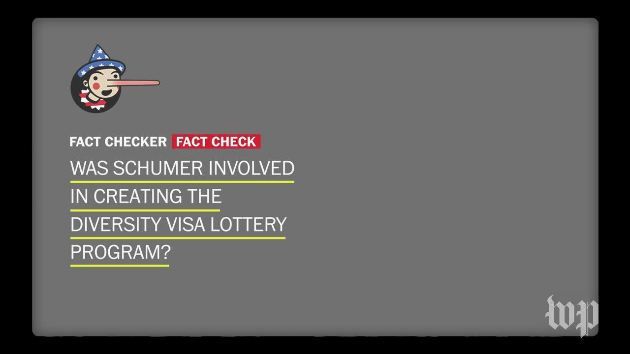 Fact Check: President Trump'S Incomplete History Of Schumer And Th_...