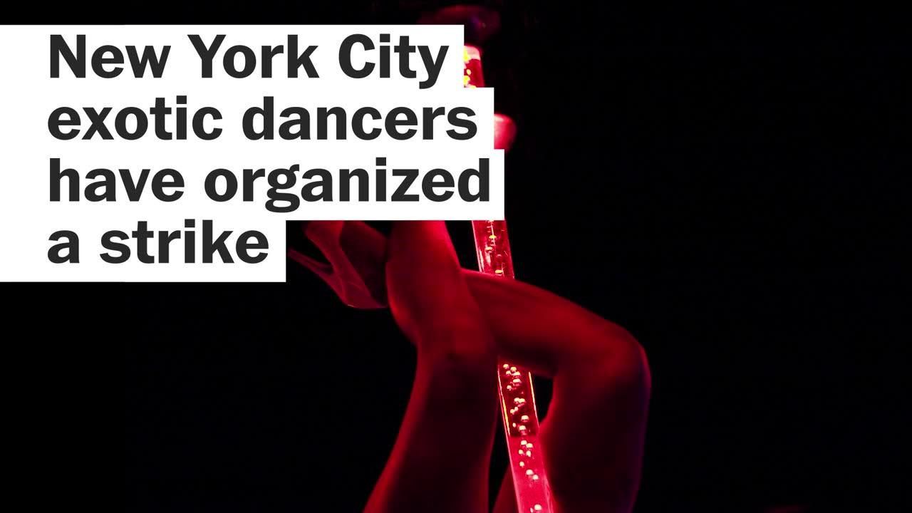 New York City Exotic Dancers Have Organized A Strike