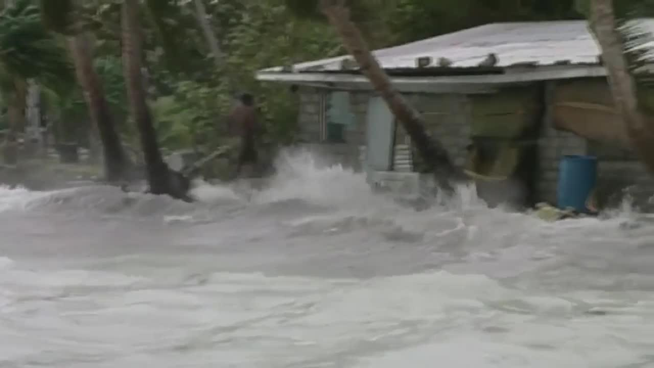 Government'S Dire Climate Change Report Blames Humans