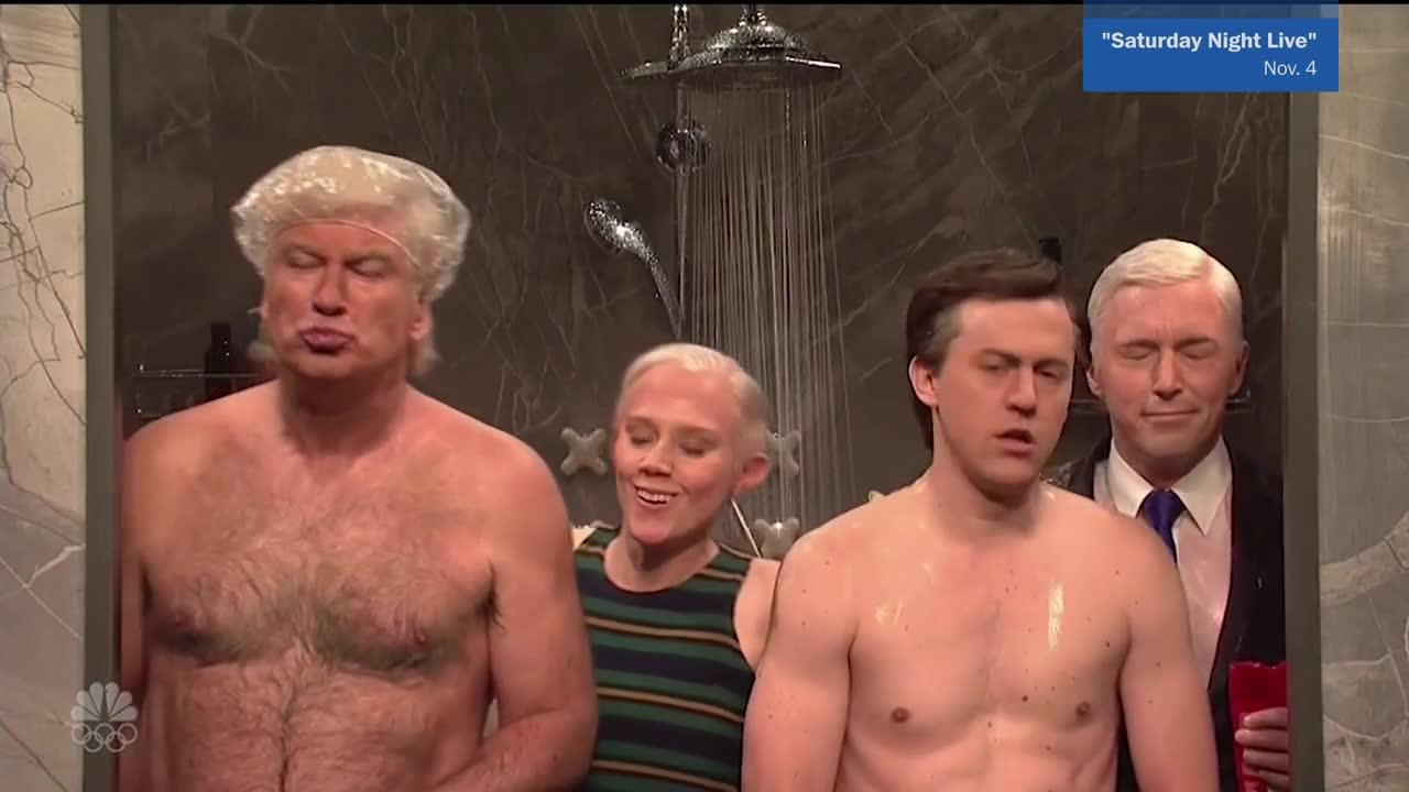 Snl Takes On Mueller Indictments