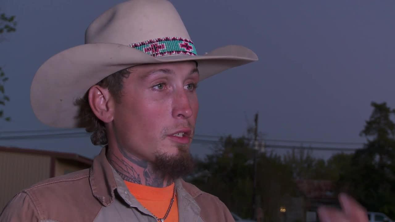 Texas Shooting Eyewitness Recounts How He Chased The Shooter