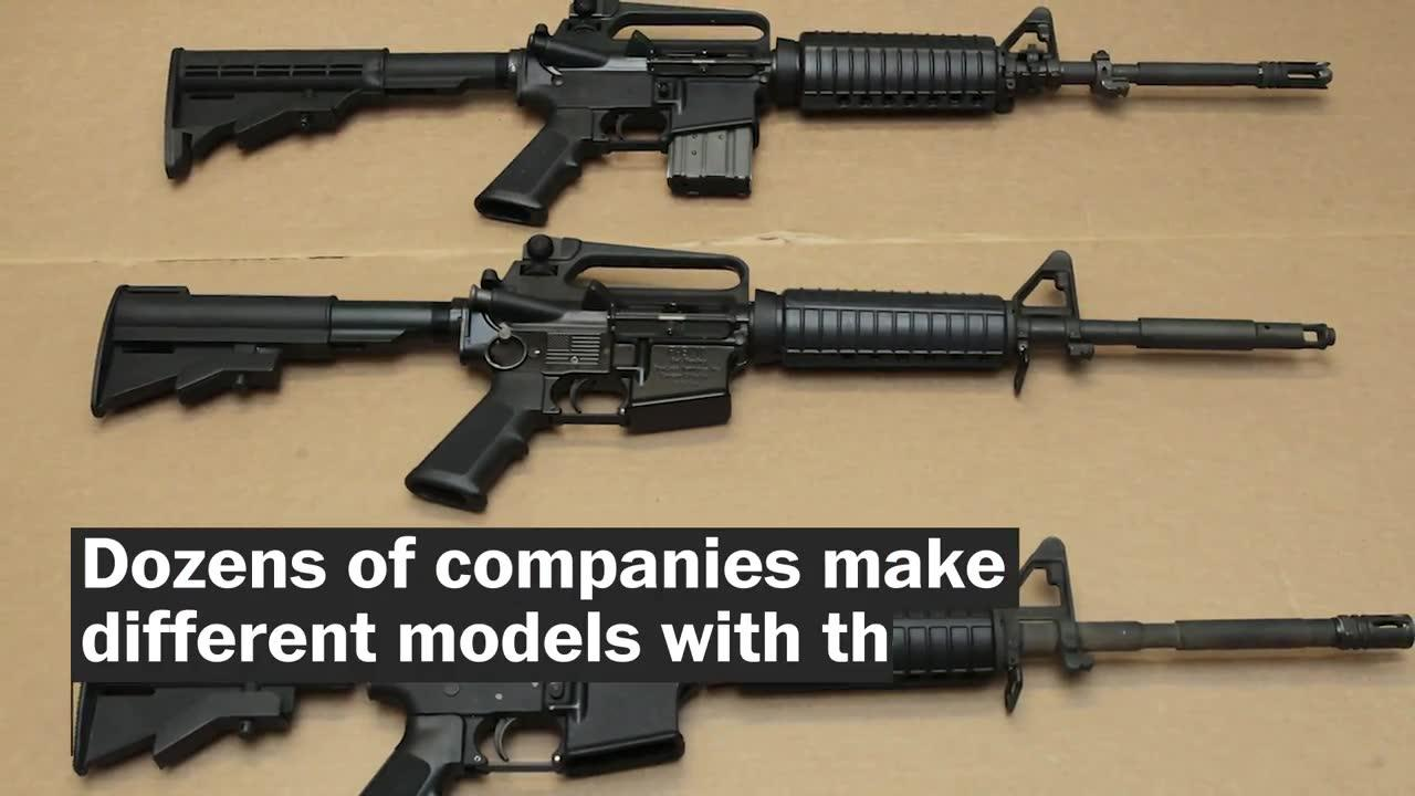 What You Need To Know About Semi-Automatic Rifles Like The Ar-15
