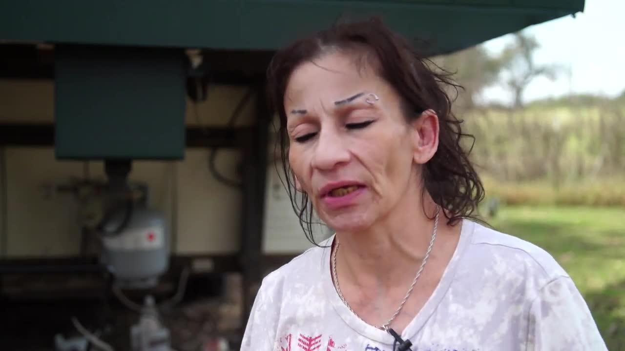 'She Thought It Was Going To Be Her Last Day': Woman Recounts Her _...