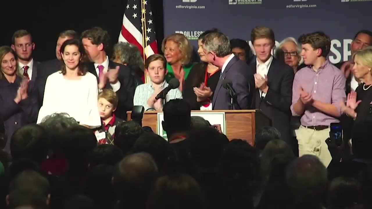 Ed Gillespie Concedes Virginia Governor'S Race