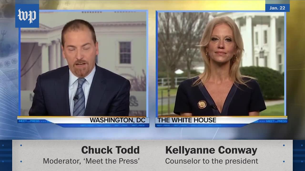 Chuck Todd Looks Back At His 'Alternative Facts' Interview With Ke_...