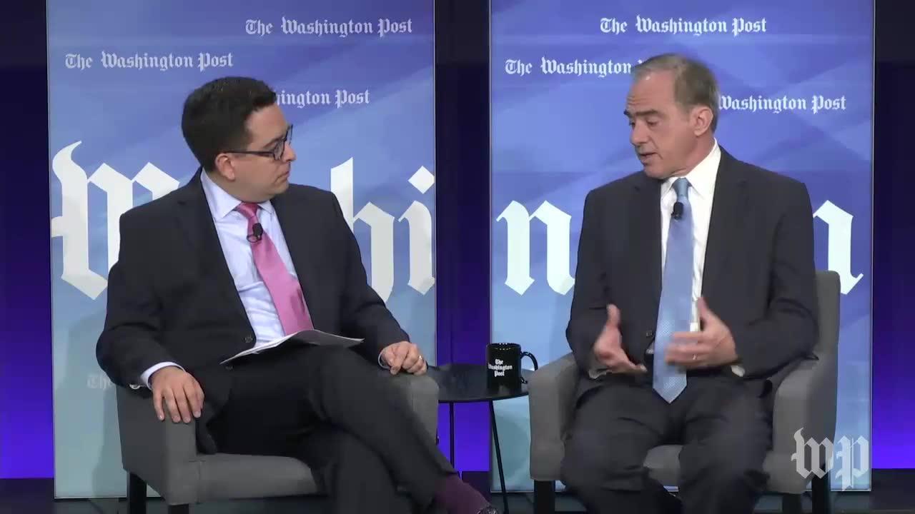 Veterans Affairs Secretary David Shulkin On Reducing Veteran Suicides