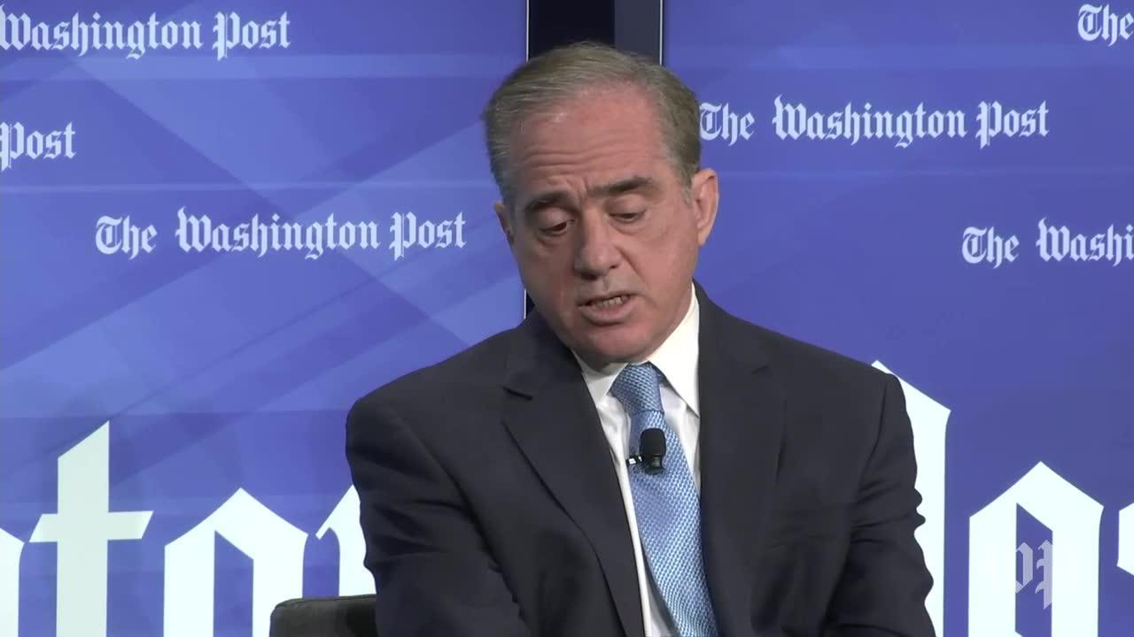 Veterans Affairs Secretary David Shulkin On New Law Increasing Acc_...