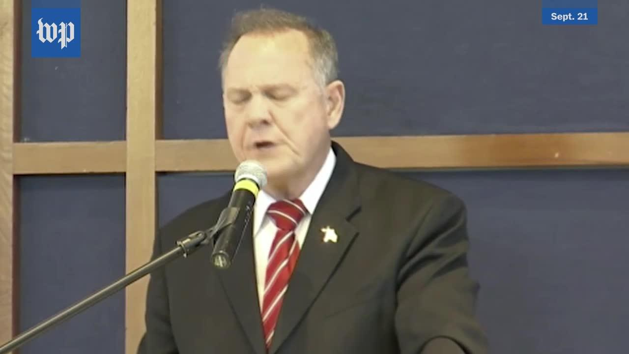 Roy Moore'S Many Comments About Sex And Morality