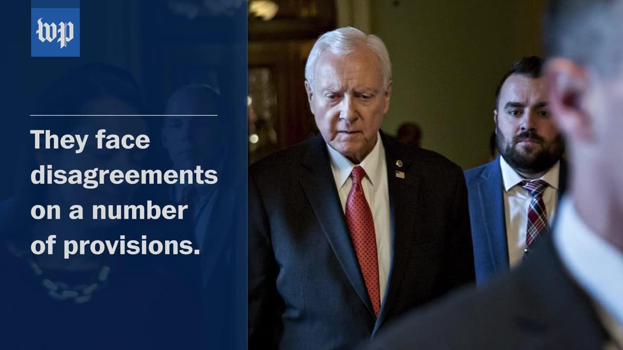 Republicans Face Big Tax Negotiations