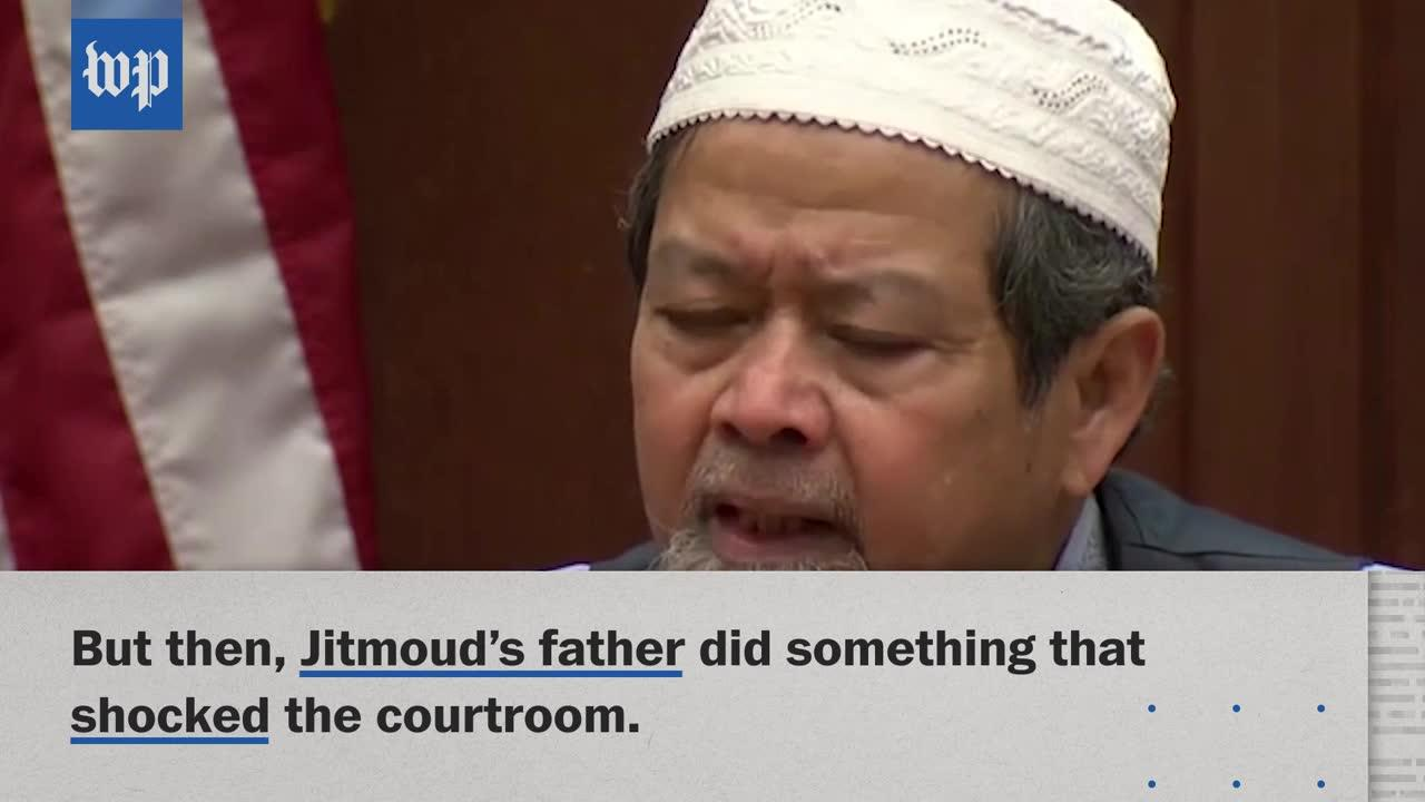 Why This Father Hugged The Man Who Helped Kill His Son