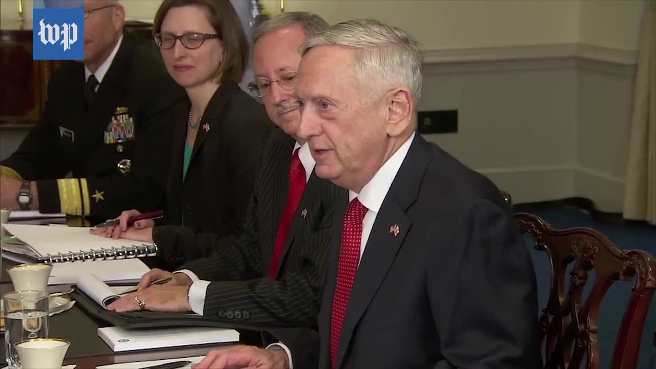 Mattis Praises Georgia For Military Spending