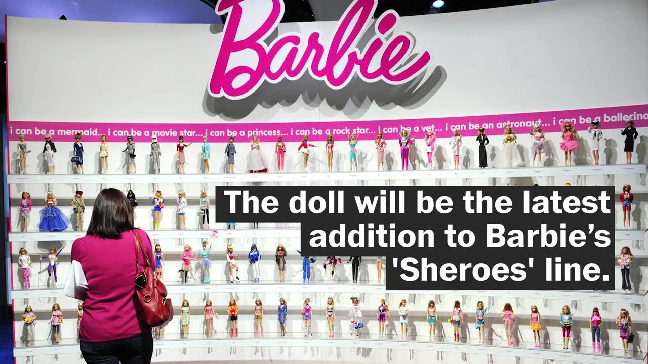 Barbie Announces First Hijab Barbie Doll
