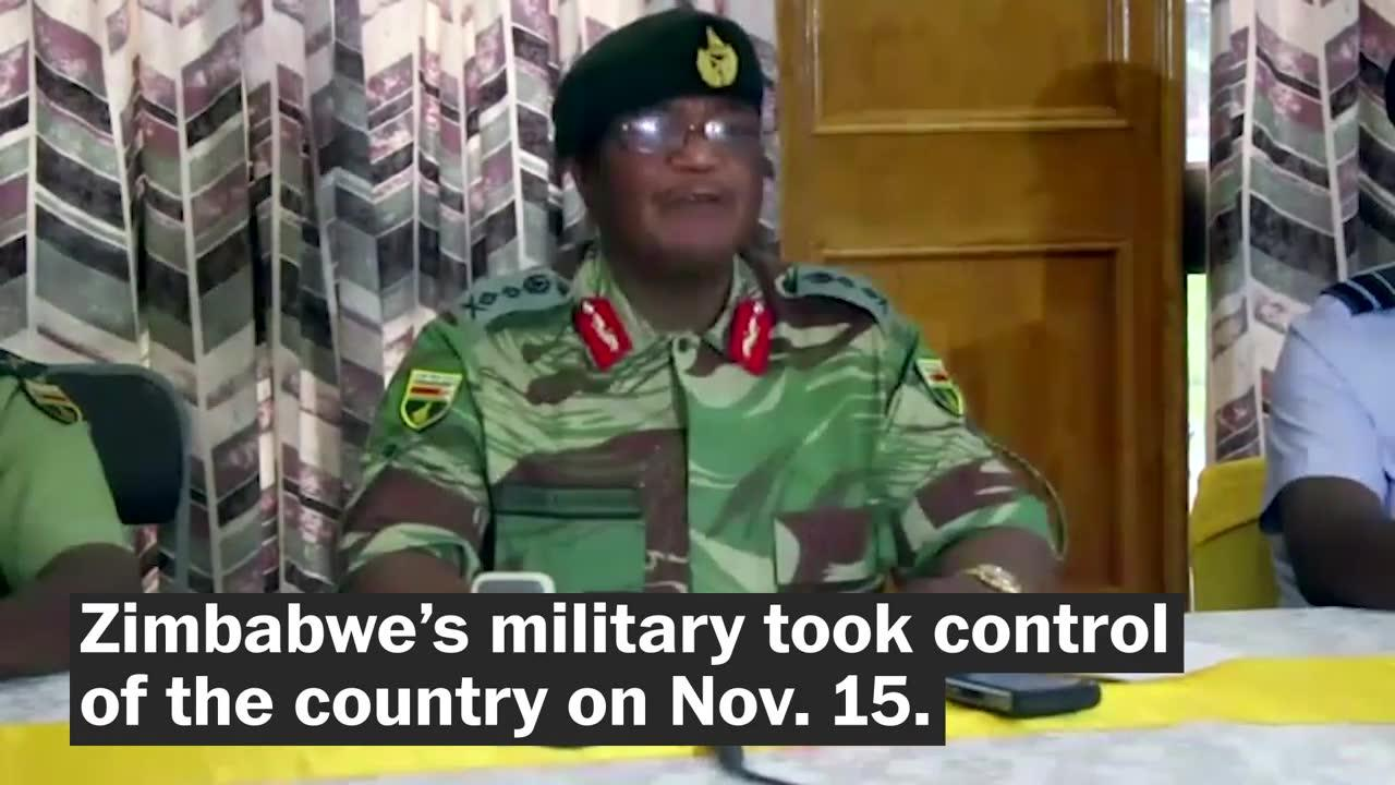 What To Know About The Situation In Zimbabwe