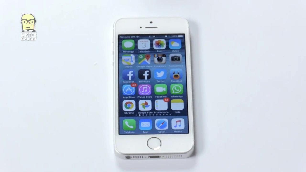 iPhone SE - seconda parte