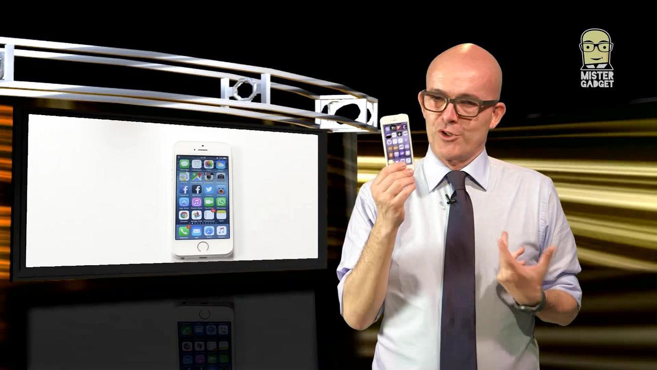 iPhone SE - prima parte