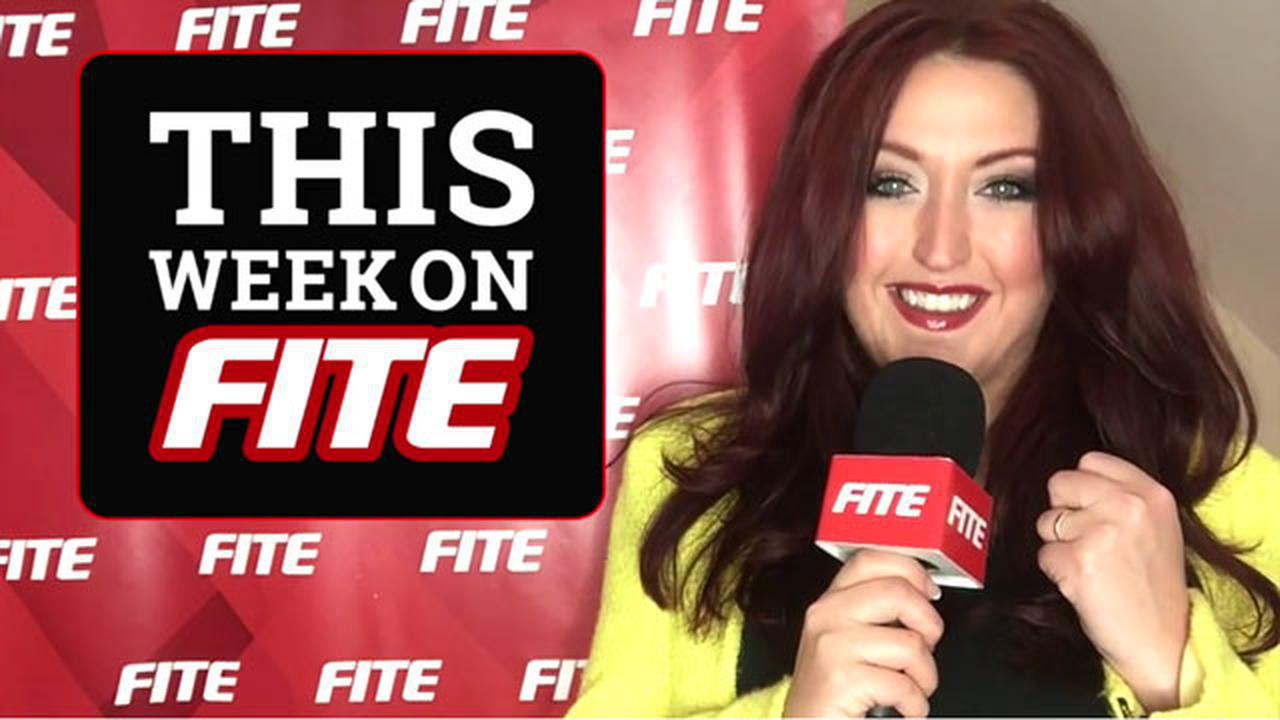 This Week on FITE TV: January 6th - January 8th