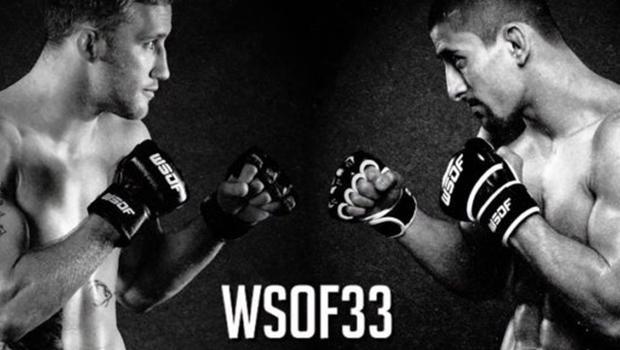 WSOF 33 on FITE