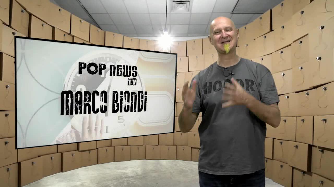 Pop News Tv 18 Ottobre