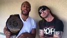 Jay Lethal with Truth Martini - ROH 14th Anniversary on FITE