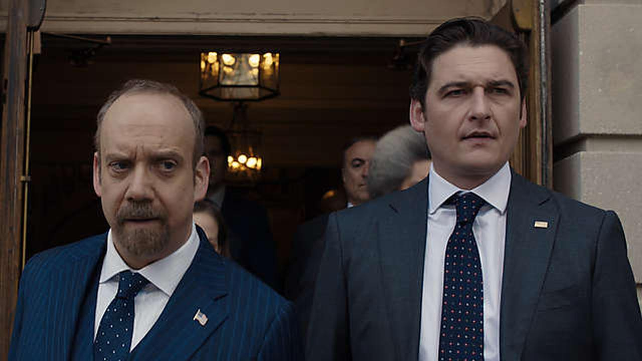 Billions Season 2: Official Episode 9 Clip - You Are Not Invisible