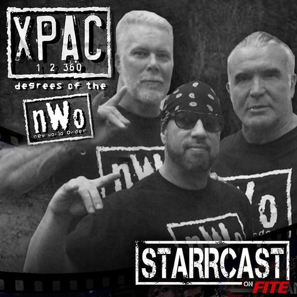 X-PAC 1-2-360 Degrees of the nWo w/ Scott Hall & Kevin Nash hosted by Sean Waltman