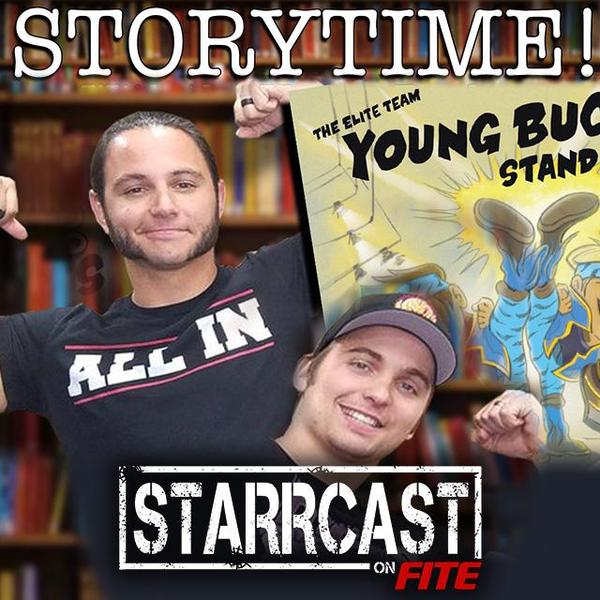 Storytime with the Young Bucks