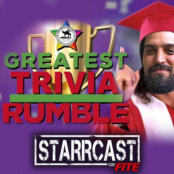 Greatest Trivia Rumble w/Many Wrestling Personalities