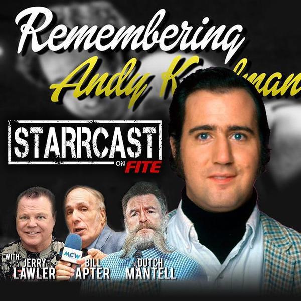Remembering Andy Kaufman w/ Jerry Lawler & Dutch Mantell, hosted by Bill Apter